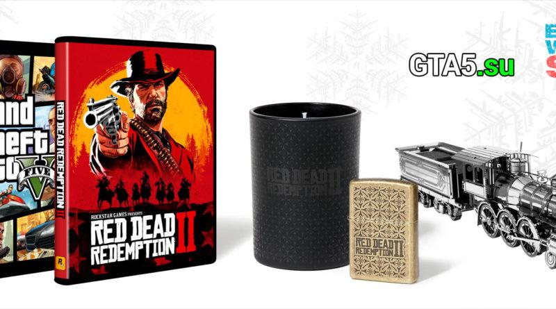 Распродажа Rockstar Games