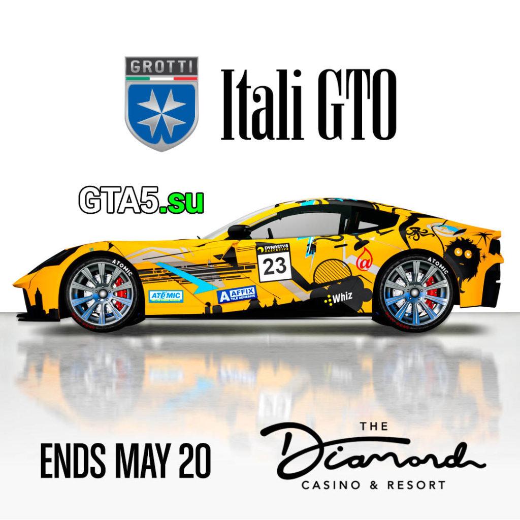 Grotti Itali GTO