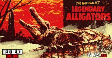 Аллигатор Тека