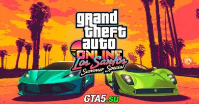 15 новых машин в GTA Online