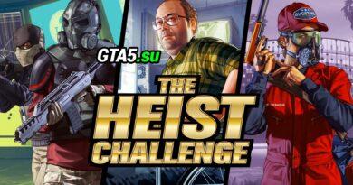 The Heist Challenge