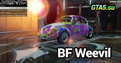 Машина BF Weevil