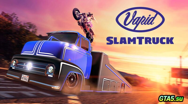 Vapid Slamtruck