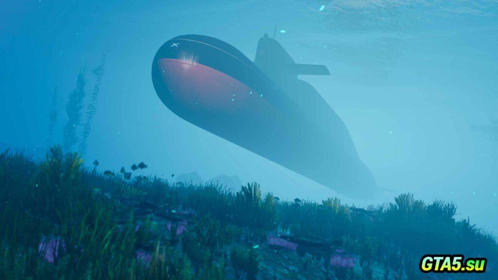 Подводная лодка Косатка