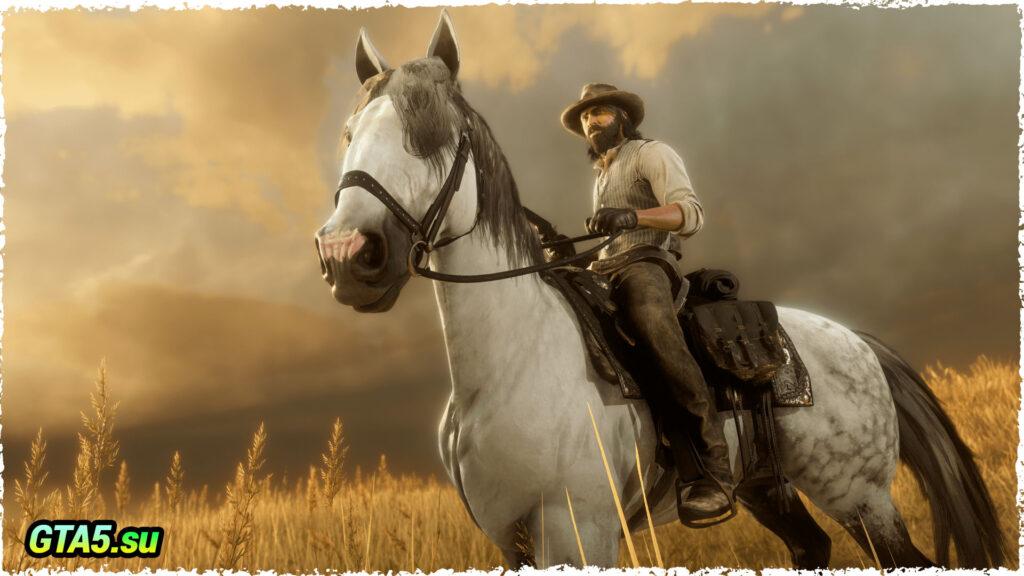 Взъерошенная грива для лошади