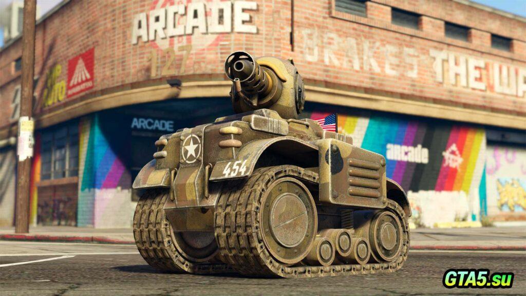 Танк Invade and Persuade