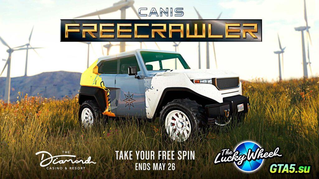 Canis Freecrawler