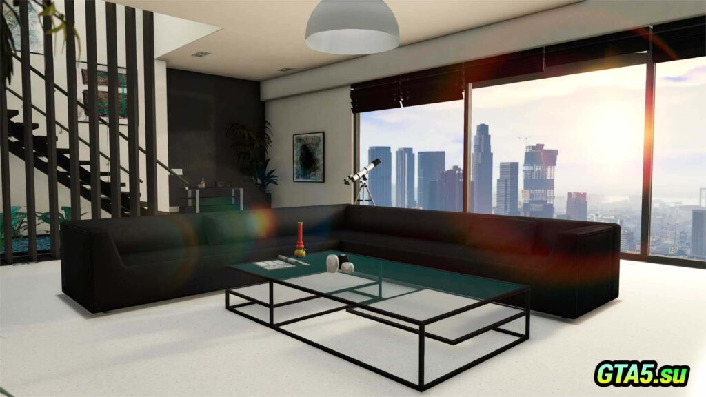 Фешенебельные апартаменты