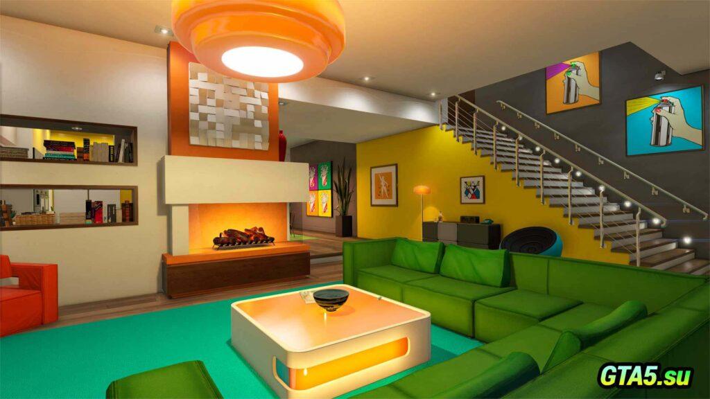 Улучшения для фешенебельных апартаментов
