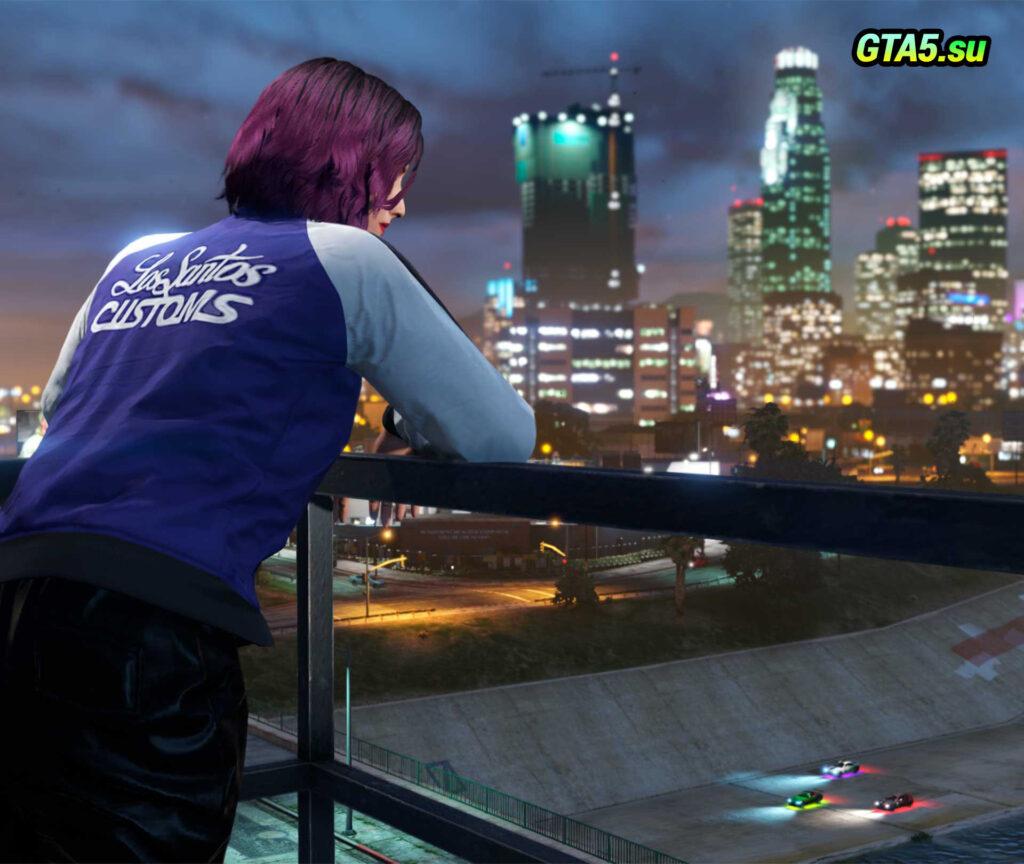 Встречи в GTA Online