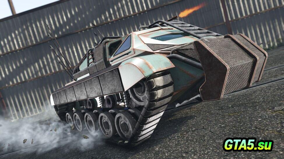 Scarab в GTA Online